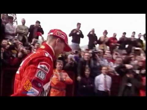 Michael Schumacher ski accident news: F1 champ in coma after skiing accident