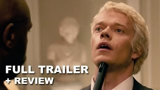 Plastic Official Trailer + Trailer Review - Will Poulter, Ed Speleers, Alfie Allen : HD PLUS