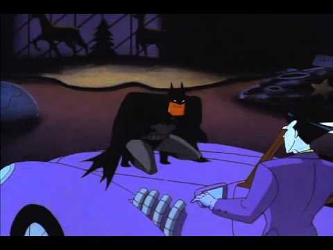Batman,robin,and Creeper vs. Joker and Harley
