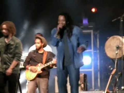 could you be loved-Stephen Marley-live-Couleur cafe festival-Tour & Taxis-1er juillet 2012 @-)