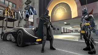 Batman Vs Knightfall - Epic Battle GTA IV