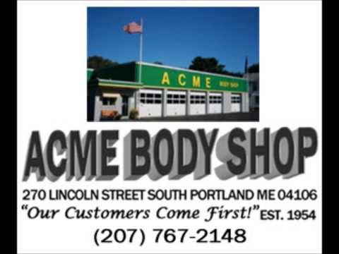 Acme Body Shop - Good 'Ole Customer Satisfaction