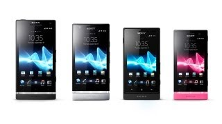 Sony Xperia S, P, sola a U - unboxing a srovnn