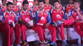 Virat Kohli on playing in Bangalore and the fans