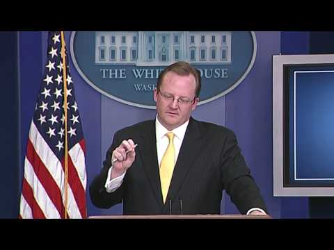 5/29/09: White House Press Briefing