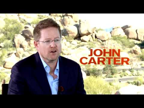 Andrew Stanton Interview - John Carter - Totally Rad Show