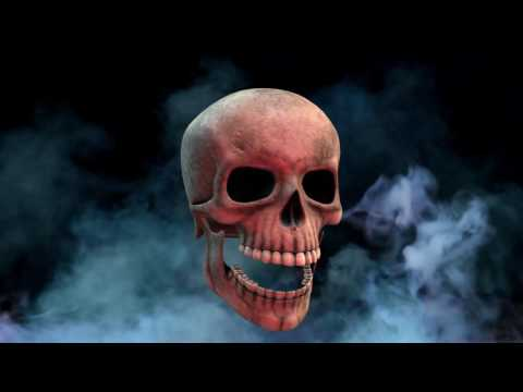 Skull laugh - element 3D thumbnail