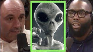 Did Aliens Create Humans?   Joe Rogan & Killer Mike