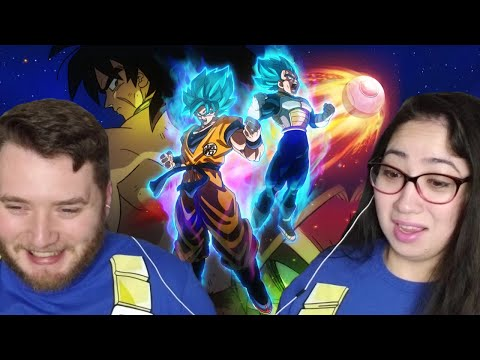 Daichi Miura - Blizzard (Dragon Ball Super: Broly Main Theme) Reaction