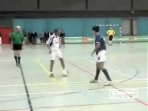 Melhores jogadas do Futsal