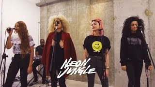 Watch Neon Jungle Fool Me video