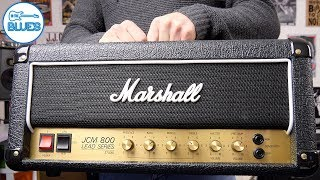 Marshall JCM800 Studio Classic SC20H Amplifier Review 🤩