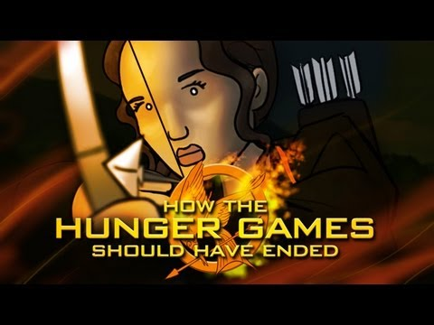 Thumb The Hunger Games, How It Should Have Ended