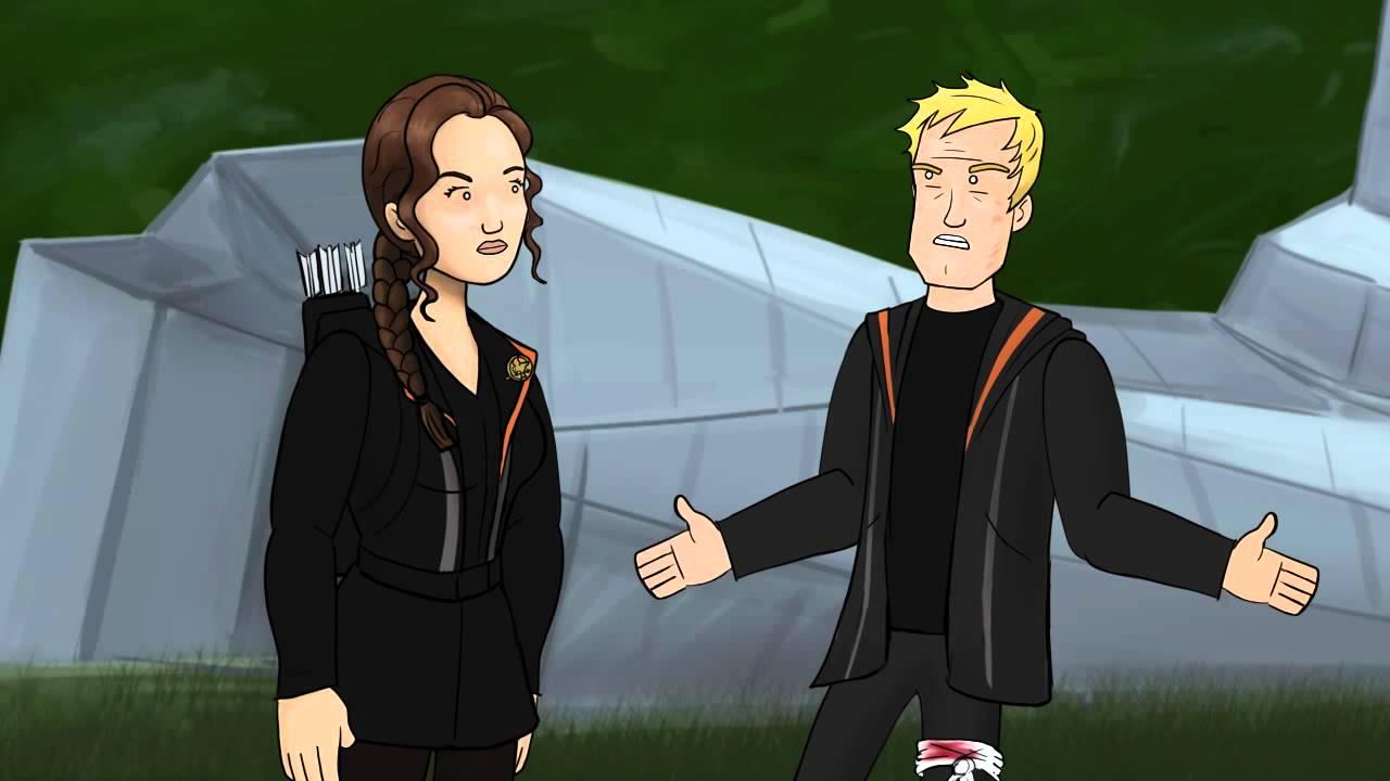 The Hunger Games: Como debió haber terminado