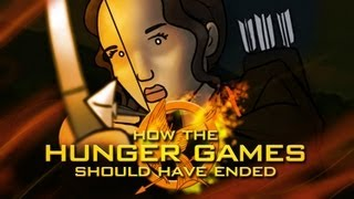 Thumb The Hunger Games: Como debió haber terminado