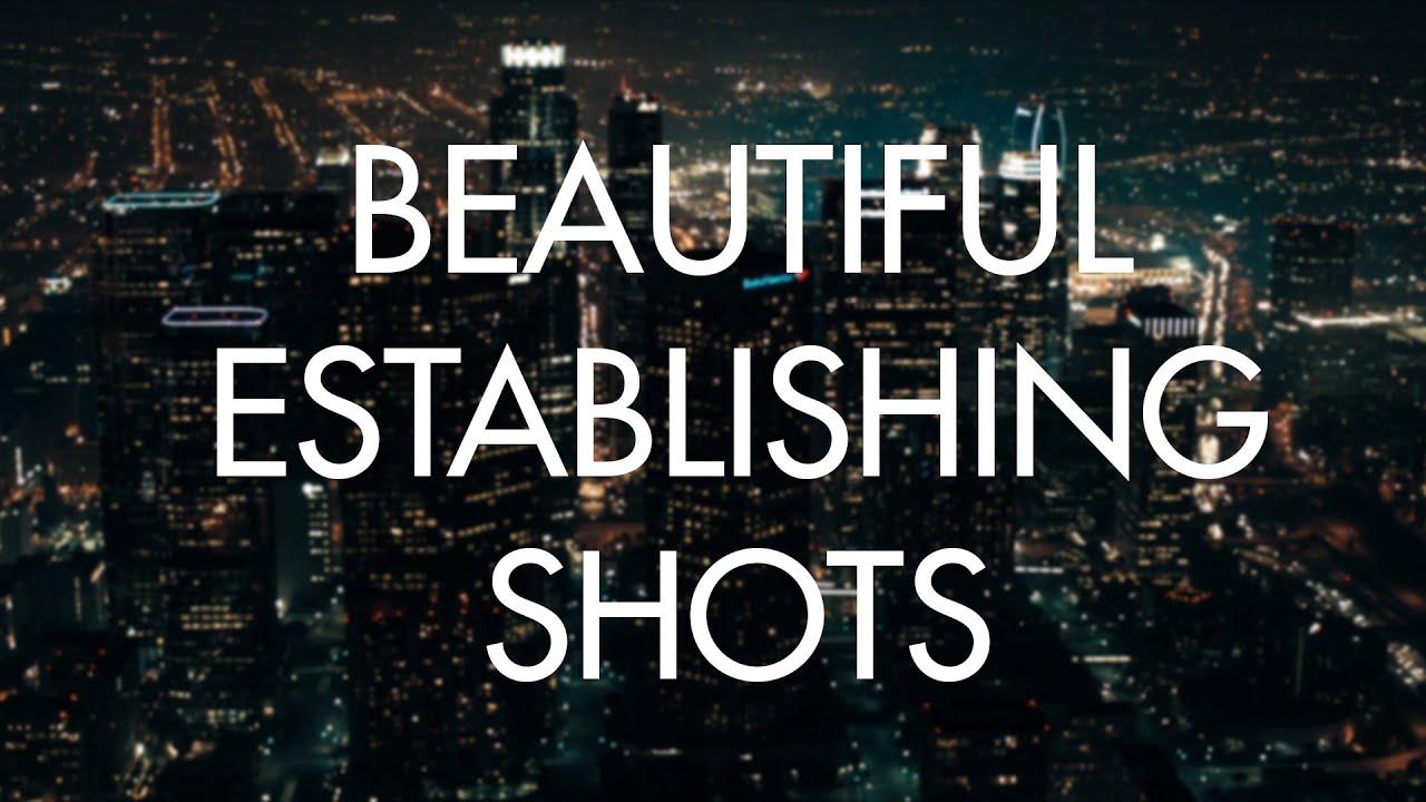 How to write an establishing shot