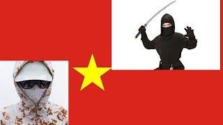 Vietnam's DEADLIEST Ninjas!! WHO ARE THE NINJA LEAD?