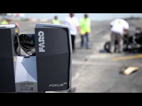 FARO Focus3D Accident Reconstruction
