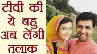 Bigg Boss WINNER Juhi Parmar FILES for DIVORCE from husband Sachin Shroff | FilmiBeat