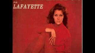 MUSICA DEL AYER Y HOY - con su blanca palidez. LAFAYETTE