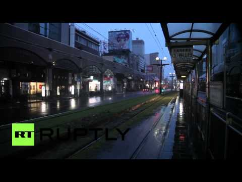 Japan: Typhoon Neoguri kills two before hitting mainland