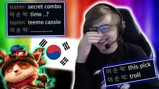 Sneaky and Zeyzal bring the 4Fun to KR SoloQ (Grandmaster/Challenger)