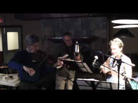 BUG sings Log Drivers Waltz with Jim on fiddle