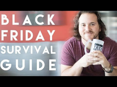 Black Friday Deals - Drunk Tech Review