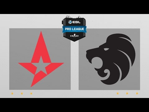 CS:GO - Astralis vs. North [Overpass] Map 1 - ESL Pro League Season 5 - EU Matchday 11