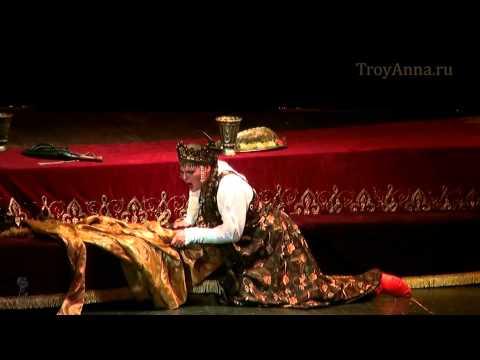 Михаил троян - \\царская невеста\\ - ария грязного - artstudio \\troyanna\\