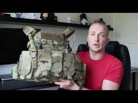 Warrior Assault Systems DCS - Multicam - Plate Carrier Review