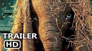 DUMBO Trailer Brasileiro LEGENDADO (2019) Tim Burton, Disney Filme