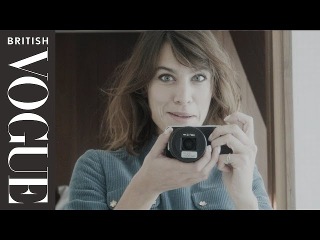 HOW TO SURVIVE FASHION WEEK: with Alexa Chung