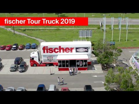 fischer Tour Truck 2019 Hungary