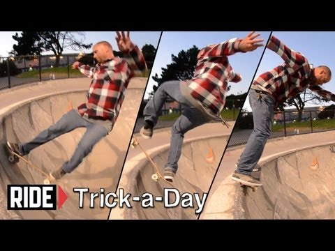How-To Cab to 50-50 With Chris Senn - Trick-a-Day