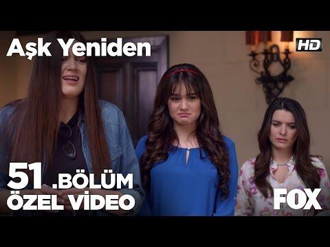 Fadik, Şaziment ve Türkan şarj aleti yüzünden ortalığı birbirine katıyor... Aşk Yeniden 51. Bölüm