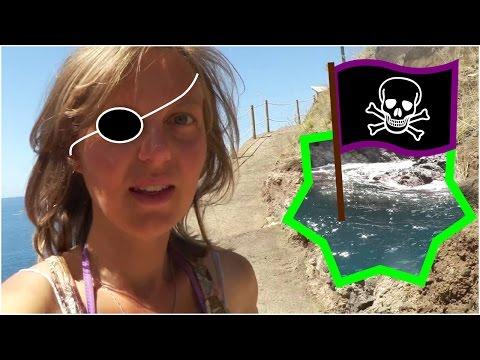 Schwanger auf Höllentour zur Piratenbucht auf La Palma