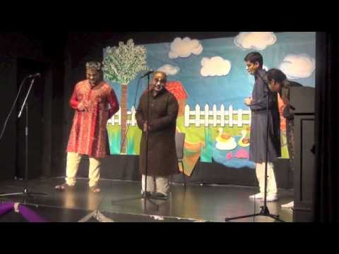 Natok-saraswati Puja video