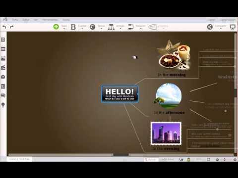 Software crear mapas mentales