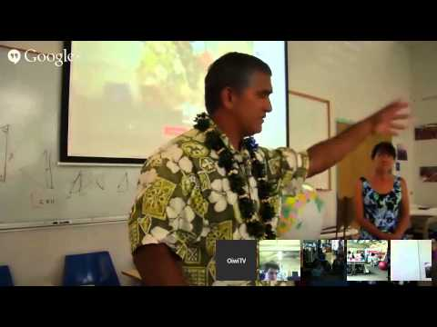 Hangout | Holy Nativity School with Captain Bruce at METC