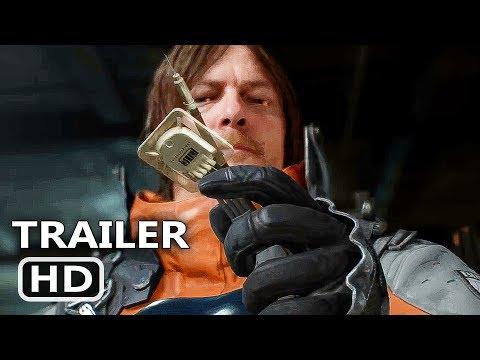 PS4 - Death Stranding Trailer (E3 2018)