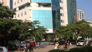 Văn phòng cho thuê Detech Tower số 8 Tôn Thất Thuyết, Mỹ Đình, Cầu Giấy, Hà Nôi tháng 12/2015