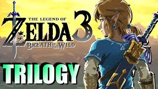Breath of the Wild 2 will be part of a Zelda TRILOGY?