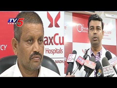 అందుబాటులోకి సిస్టోగాస్ట్రోస్టమీ చికిత్స | Cystogastrostomy Treatment In Maxcure Hospital | TV5