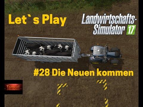 LS17 Winterberg Tiere und mehr Let`s Play #28 Die Neuen kommen