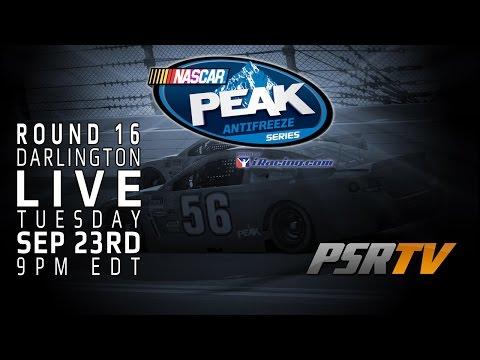 NASCAR Peak Antifreeze Series - Round 16 Darlington Raceway