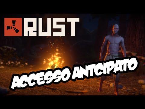 ACCESSO ANTICIPATO – Rust