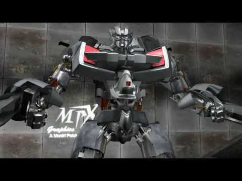 TF3: Sideswipe - Firepower