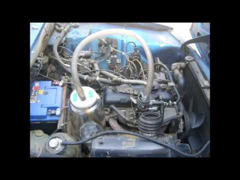 Car engine running on gasoline vapor only (1 of 2)