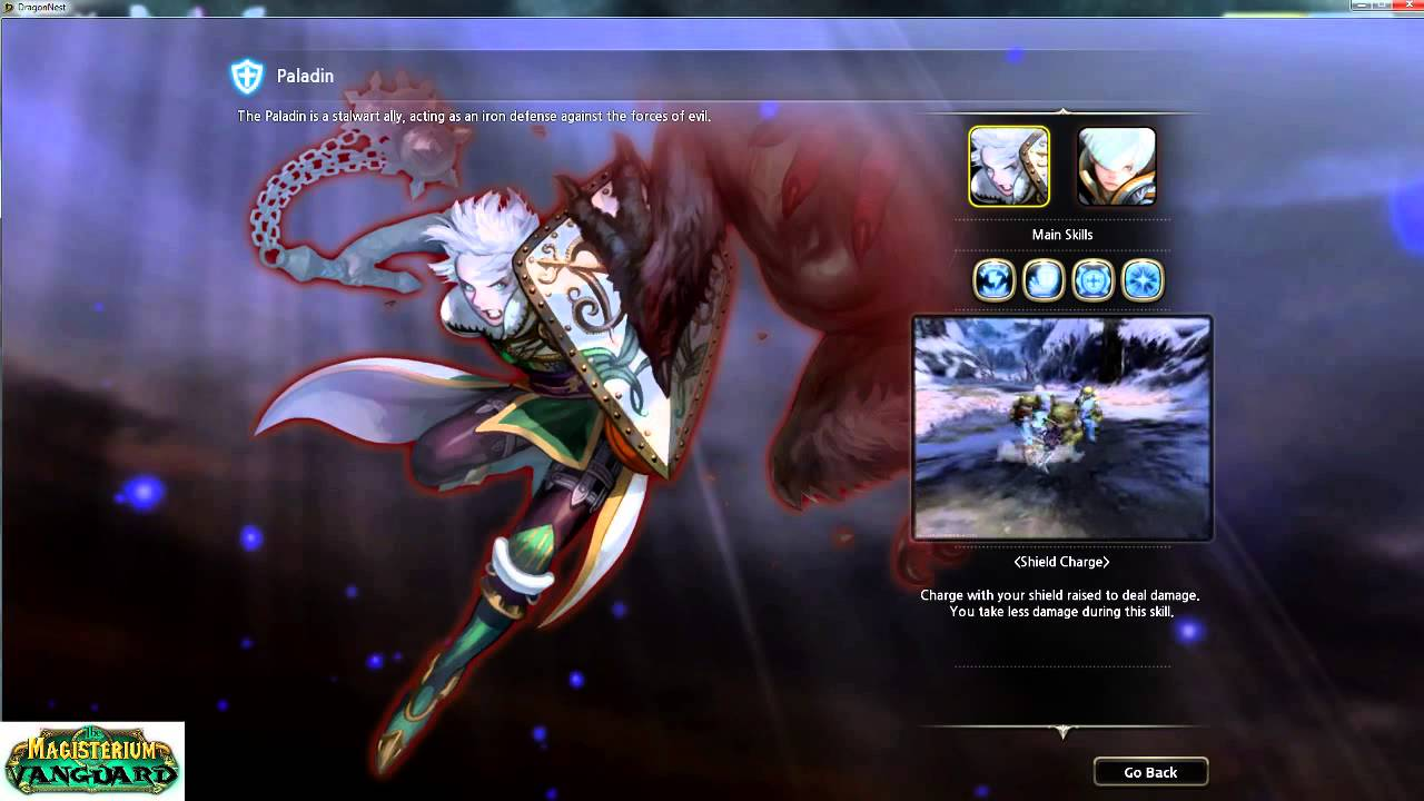 Dragon Nest Character Creation Dragon Nest Character